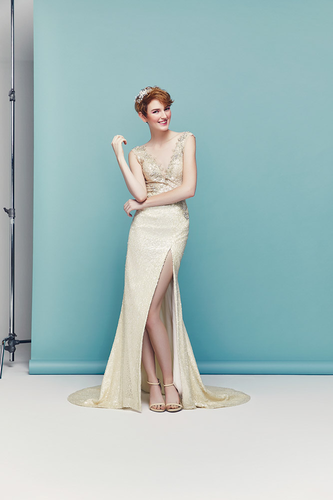 Silhouette The Atelier Wedding Gowns Collection 5